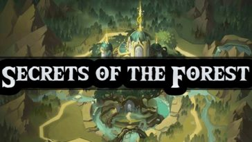 afk arena secrets of the forest guide