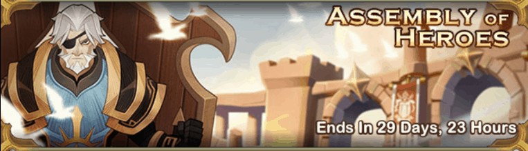 afk arena Assembly of Heroes