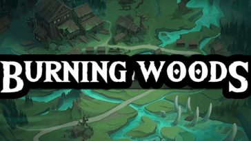 afk arena burning woods guide peaks of time
