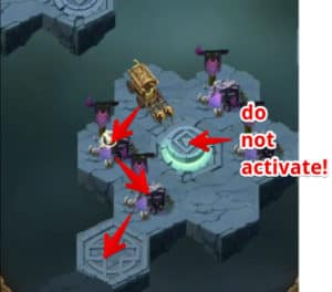 afk arena contorted realm step 2