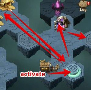 afk arena contorted realm step 9