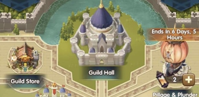 afk arena guild grounds guide
