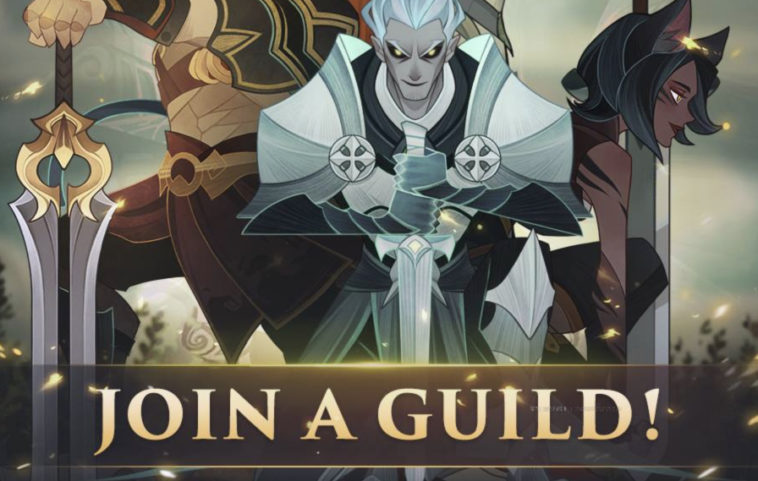 afk arena how to join a good guild