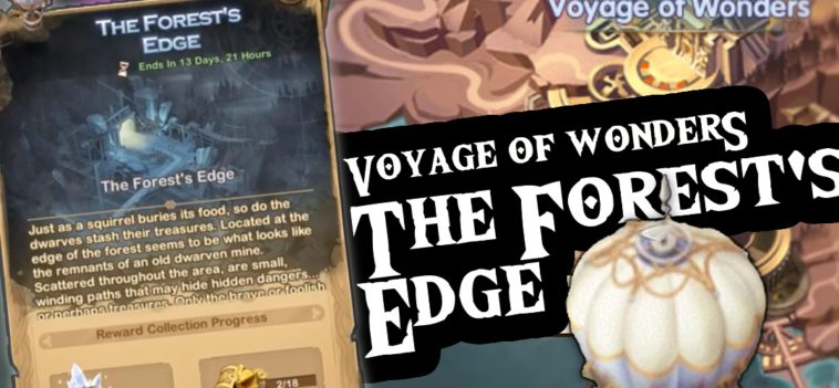 afk arena voyage of wonders forests edge guide