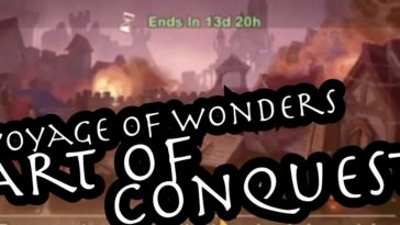 afk arena voyage of wonders art of conquest guide